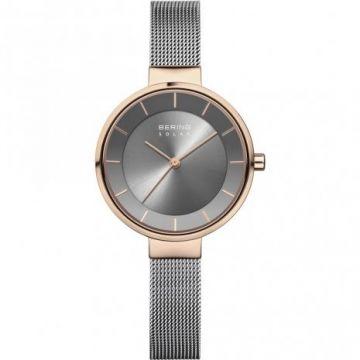 Bering Dameshorloge Slim Solar Watch 14631-369