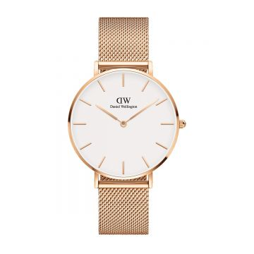 Daniel Wellington Petite Melrose RG White 36 mm DW00100305