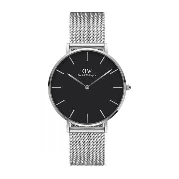 Daniel Wellington Petite Sterling S Black 36mm DW00100304