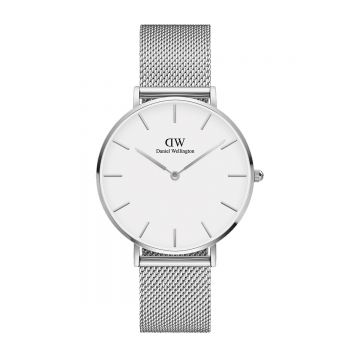 Daniel Wellington Petite Sterling S White 36mm DW00100306