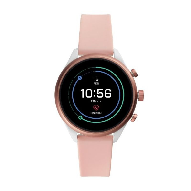 Fossil Dameshorloge FTW6022 Fossil Sport Smartwatch