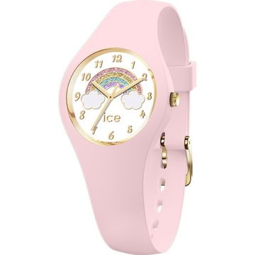 Ice Watch - Kinderhorloge - Ice Fantasia - Rainbow Pink - Extra Small - 3H - 018424