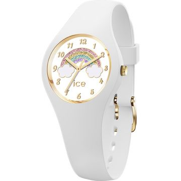 Ice Watch - Kinderhorloge - Ice Fantasia - Rainbow White - Extra Small - 3H - 018423