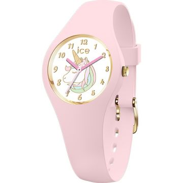 Ice Watch - Kinderhorloge - Ice Fantasia - Unicorn Pink - Extra Small - 3H - 018422
