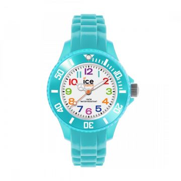 Ice Watch Kinderhorloge - Ice Mini - Turquoise - Extra Small - 012732