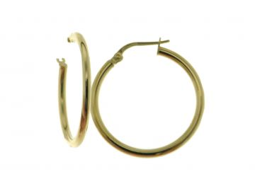 Juwelier Vanquaethem Oorringen Goud 18kt