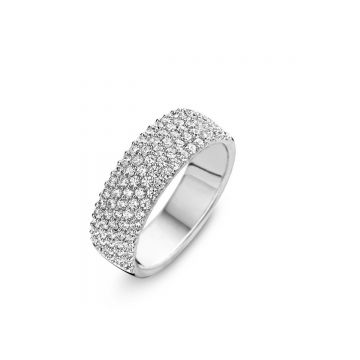 Naiomy Ring Dames Zilver N3A02
