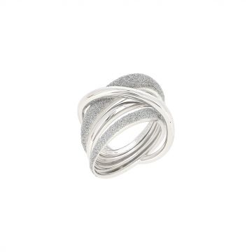 Pesavento Damesring Polvere di Sogni Pearl-Grey Dust WPLVA1754/Medium