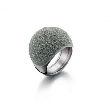 Pesavento Damesring Polvere di Sogni Pearl-Grey Dust WPLVA266/Medium