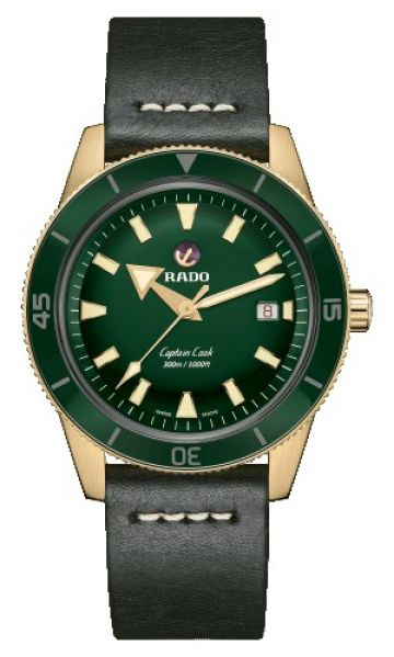 Rado Herenhorloge Rado Captain Cook Bronze R32504315