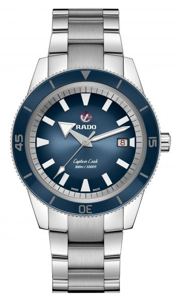 "Rado Herenhorloge Rado Tradition ""Captain Cook"" R32105203"