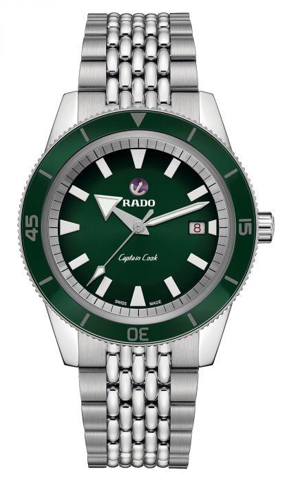 """Rado Herenhorloge Rado Tradition """"Captain Cook"""" R32505353"""