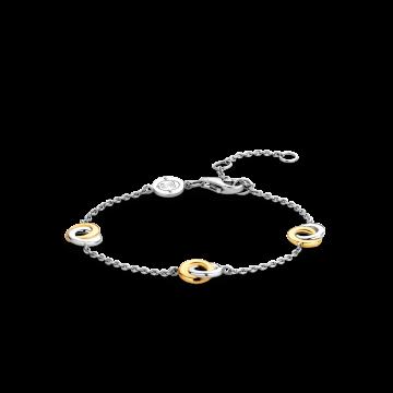 Ti Sento zilveren armband 2925SY