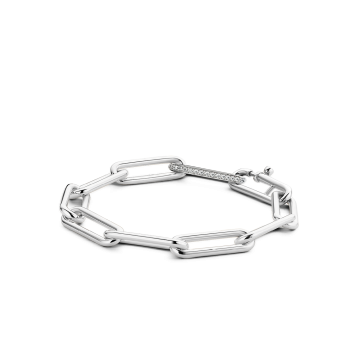 Ti Sento zilveren armband 2926ZI